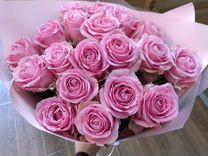 """Розы/Букет """"000402""""-25 роз/Розы Крупные/Доставка"""