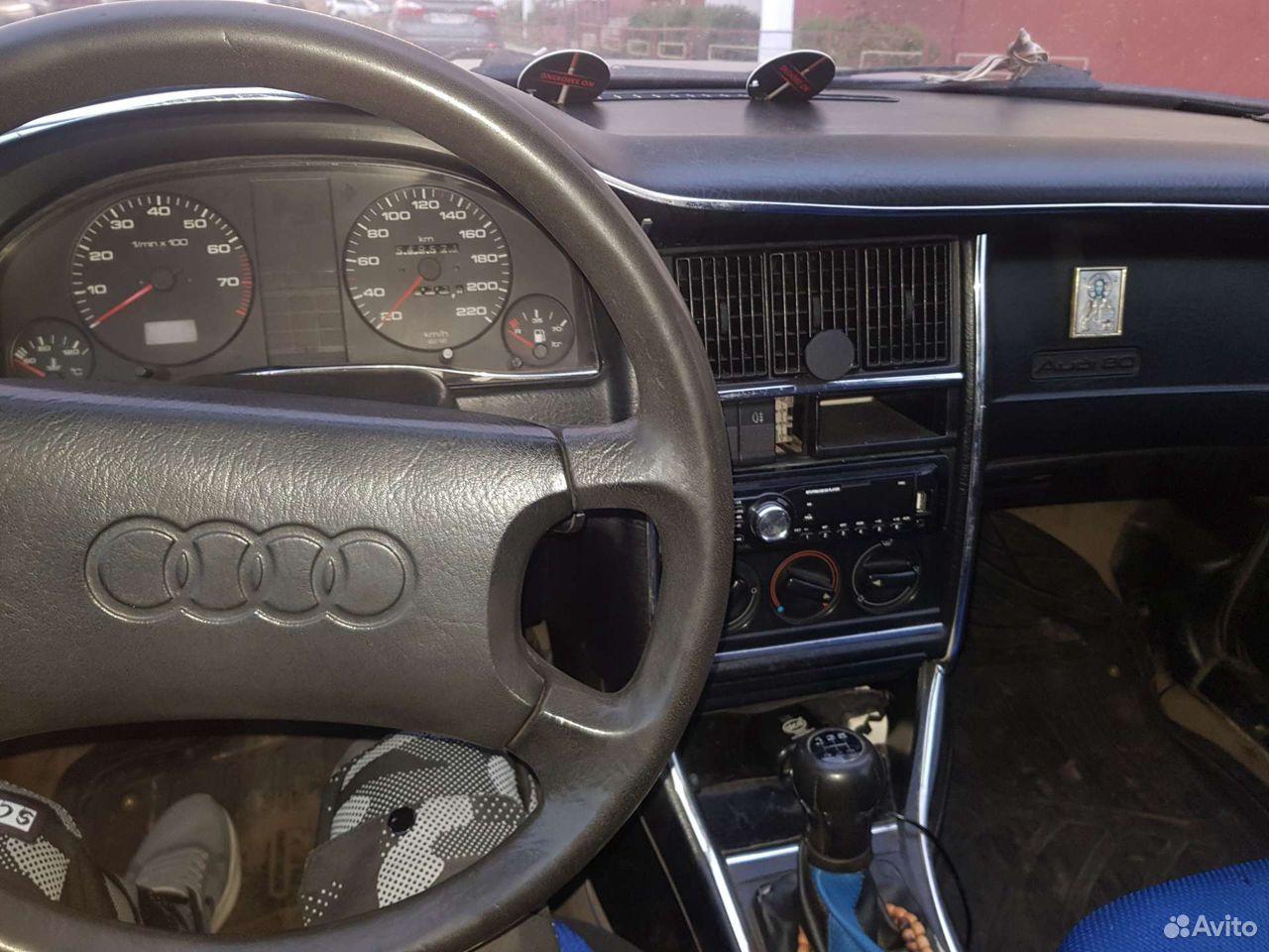 Audi 80, 1990  89038742414 купить 10