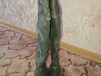 Сапоги осенние — Одежда, обувь, аксессуары в Новосибирске