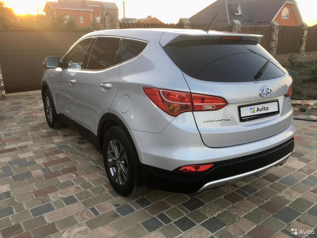 Hyundai Santa Fe, 2014  89584757524 купить 4