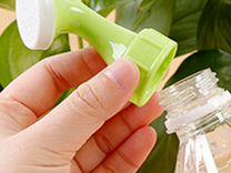 Пластиковая лейка-насадка для цветов и рассады