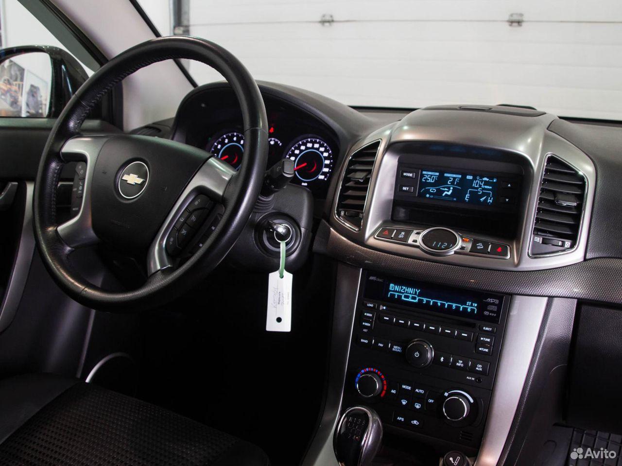 Chevrolet Captiva, 2012  88314107342 купить 9