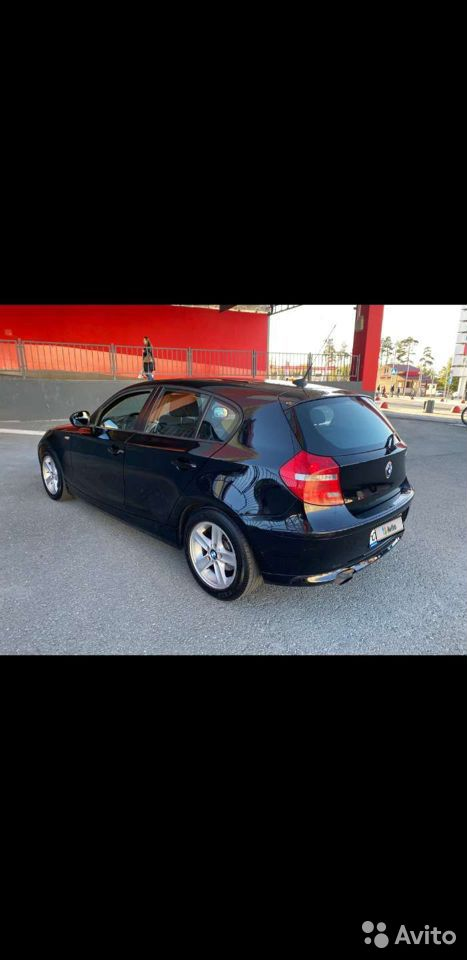 BMW 1 серия, 2010  89122616329 купить 3