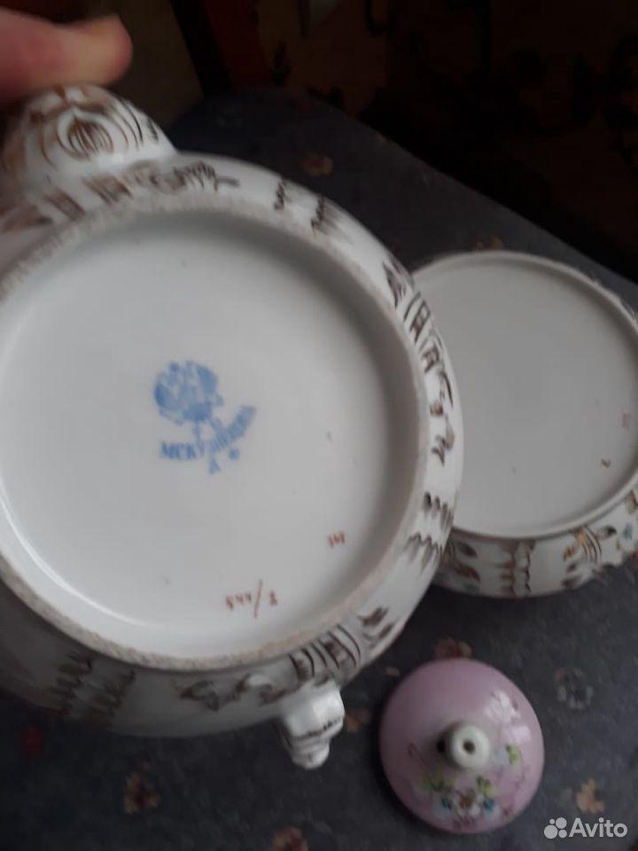 Чайная пара Кузнецова  89887871800 купить 5
