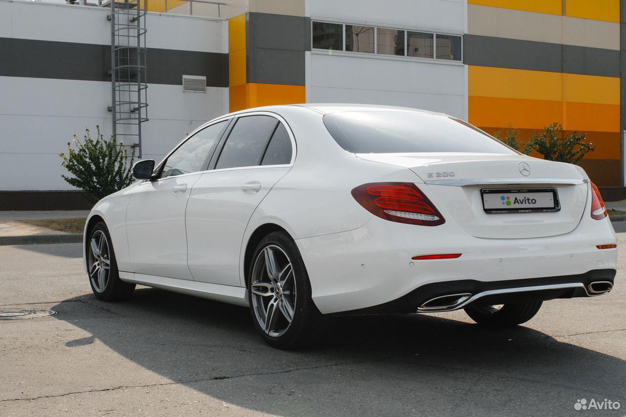 Mercedes-Benz E-класс, 2019  89343410556 купить 8