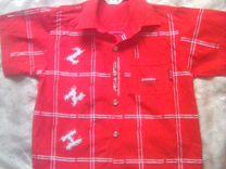 Рубашка 1-4 класс можно носить на выпуск