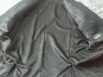 Пиджак черный р.56 — Одежда, обувь, аксессуары в Воронеже