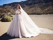 Свадебное платье от бренда nora naviano sposa