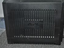 Бесперебойник APC Back-UPS 650VA 230V Black