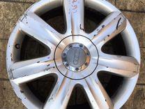 Литые диски Audi Q7 Ауди Ку7 5/130 R19 ET62