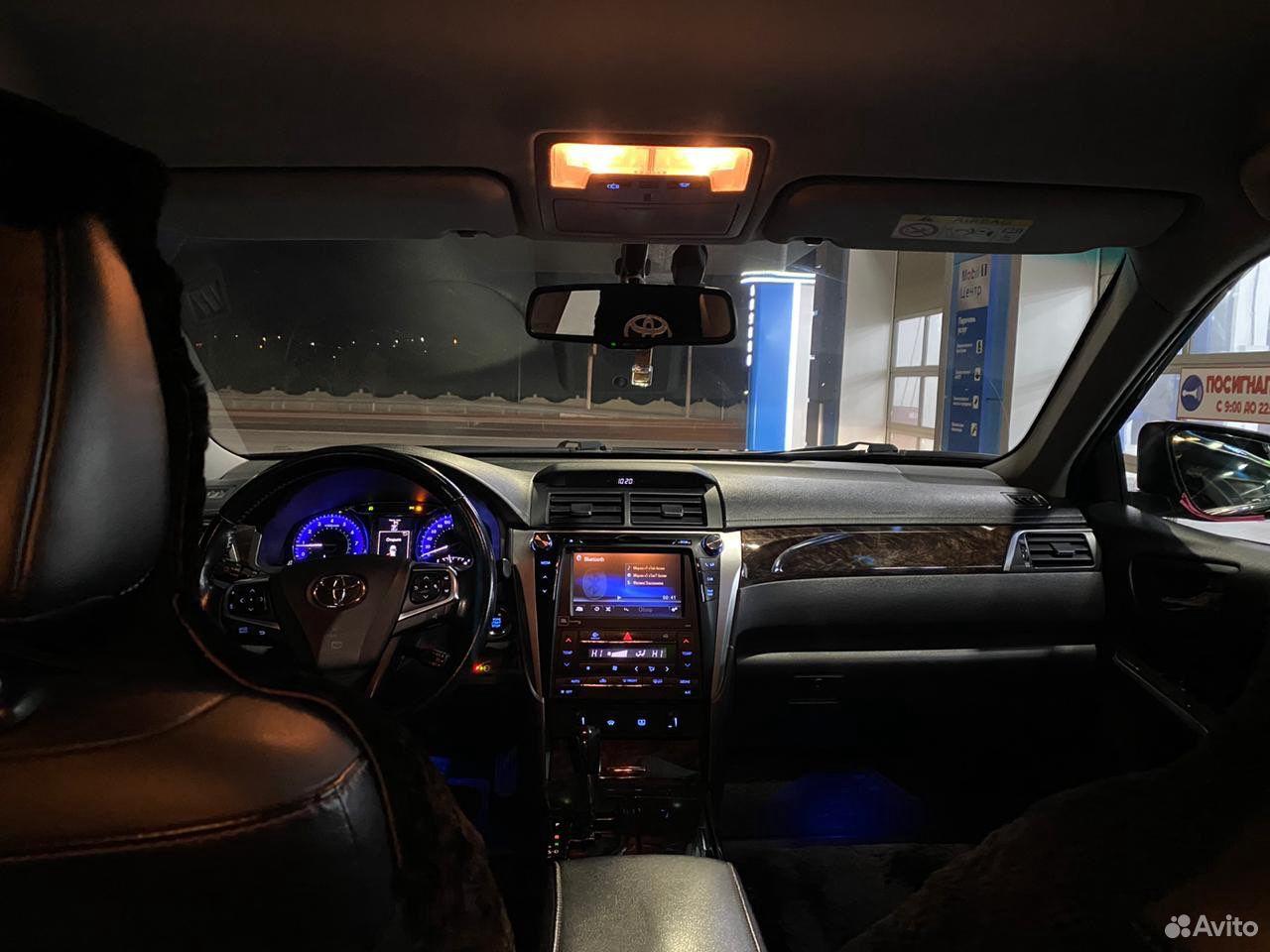 Toyota Camry, 2015  89626380717 купить 5