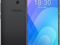 """Смартфон meizu M6 note LTE 5.5"""" Черный (M721H) 64"""