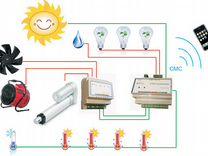 Автоматика для теплиц, оранжерей и зимних садов
