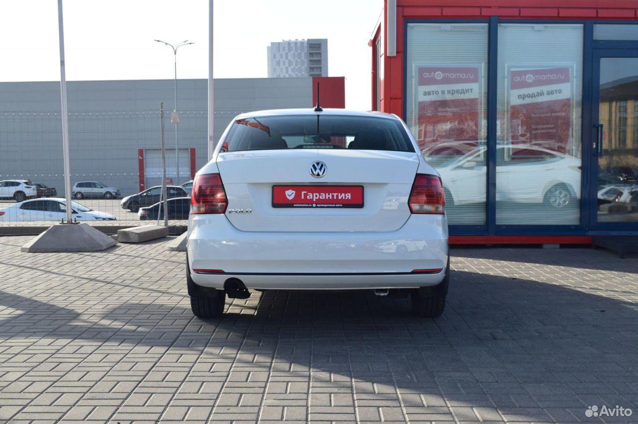 Volkswagen Polo, 2018  88633112345 купить 4
