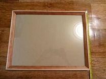 Рамка деревянная (40Х30 внутри)