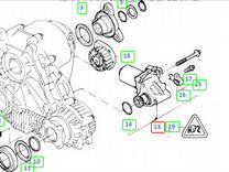 Bmw e60xi e90xi Серводвиготель раздатки ATC300