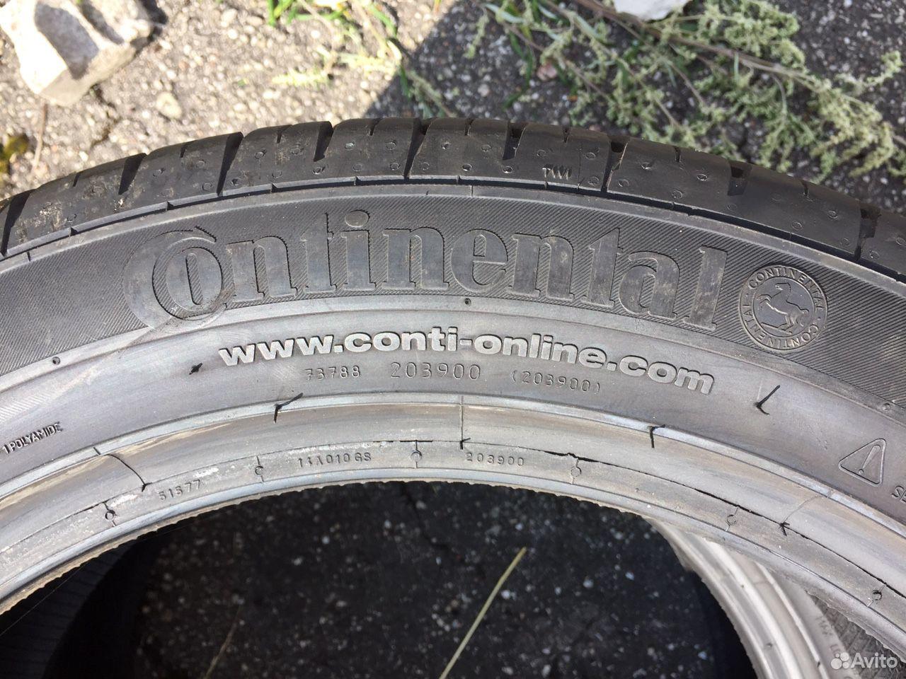 205/55 R17 Continental ContiPremiumContact-2  89211101675 купить 3