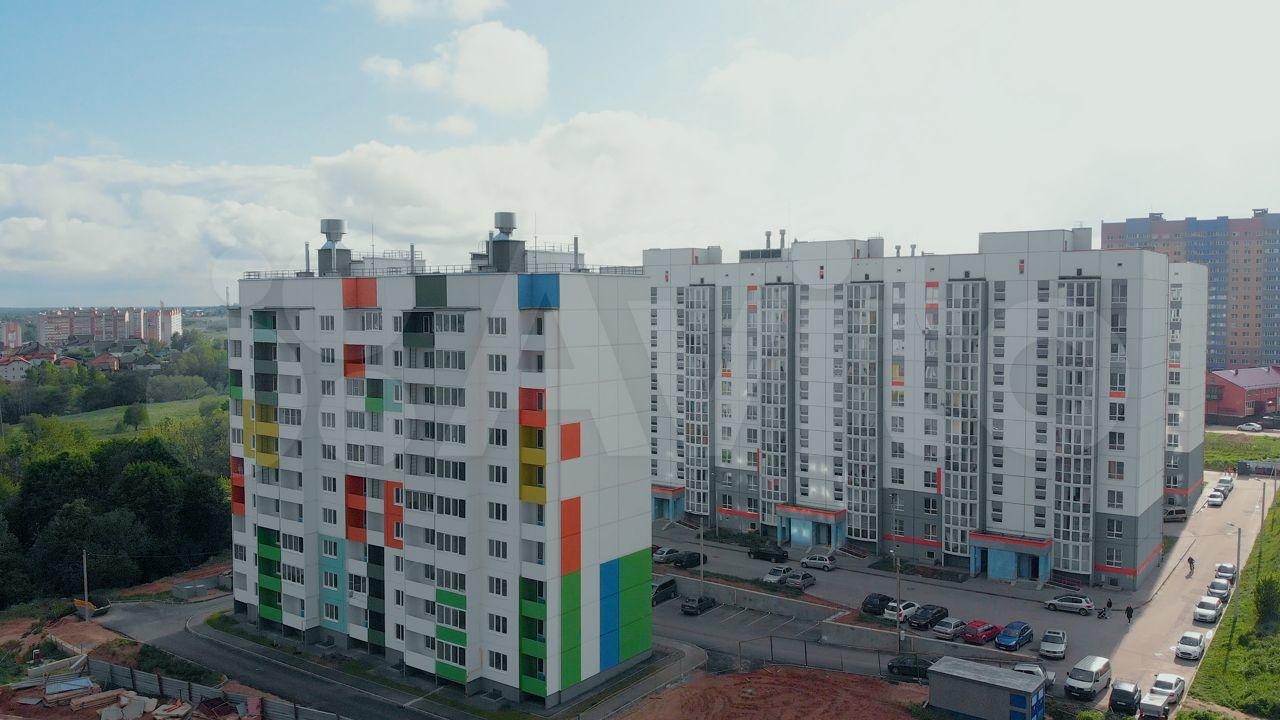 1-к квартира, 44 м², 6/10 эт.  84812703307 купить 2