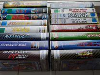 Немецкий в фильмах и мультфильмах, видеокассеты