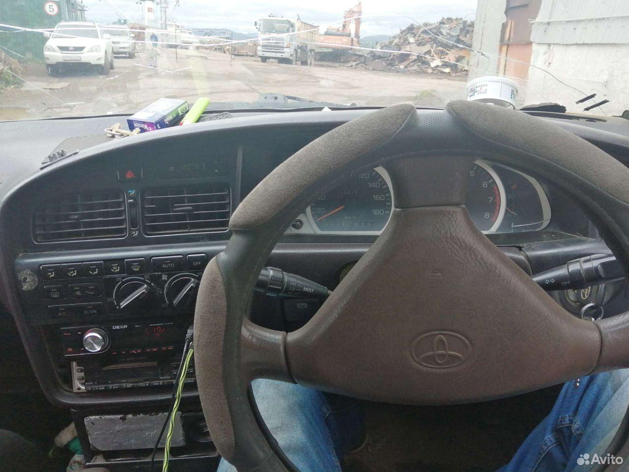 Toyota Vista, 1991 89147806603 купить 5