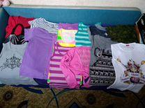 Майки и футболки на 8-14 лет