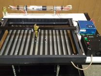 Лазерный гравировальный станок с чпу