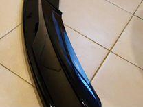 Сплиттер губа переднего бампера BMW 3 F30