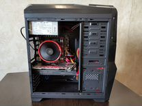 Игровой пк (i7, RX480, 8Gb, SSD 120Gb, HDD500Gb)