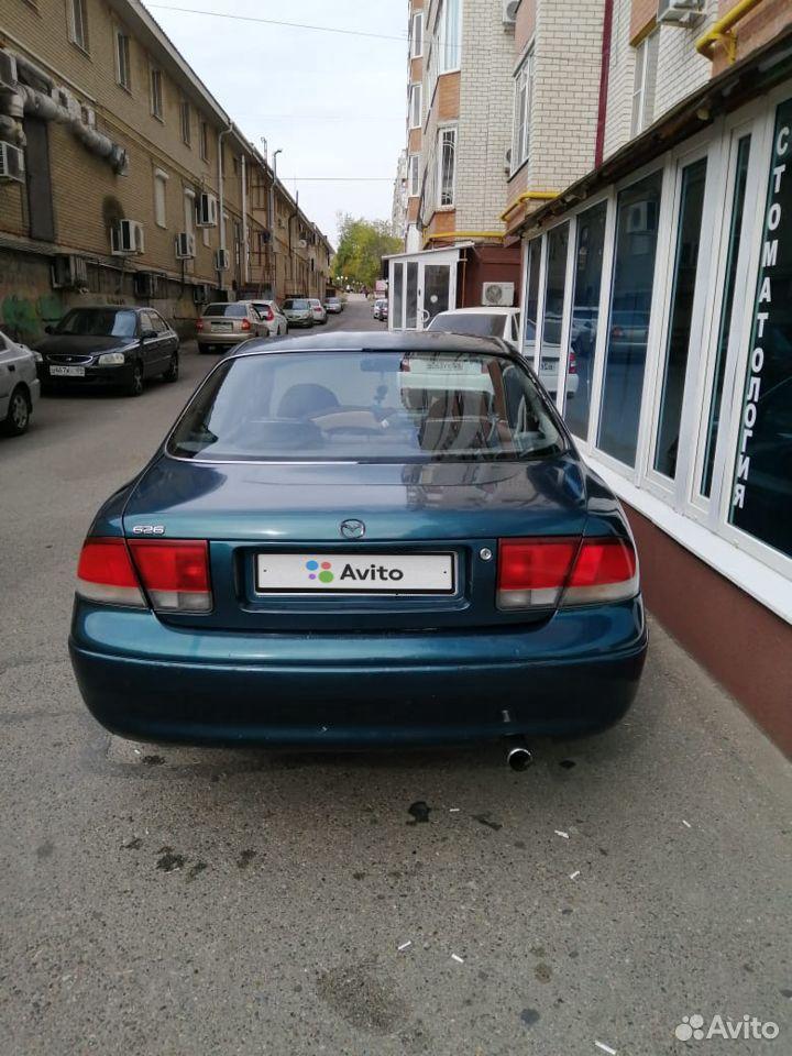 Mazda 626, 1992  89289703048 купить 1