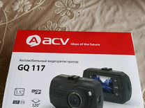 Автомобильный видеорегистратор GQ 117, новый