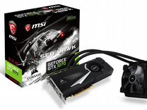 MSI GeForce GTX 1070 Sea Hawk X 8GB gddr5