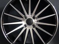 Новые диски Vossen VFS2 R17 на Rio, Solaris, Vesta