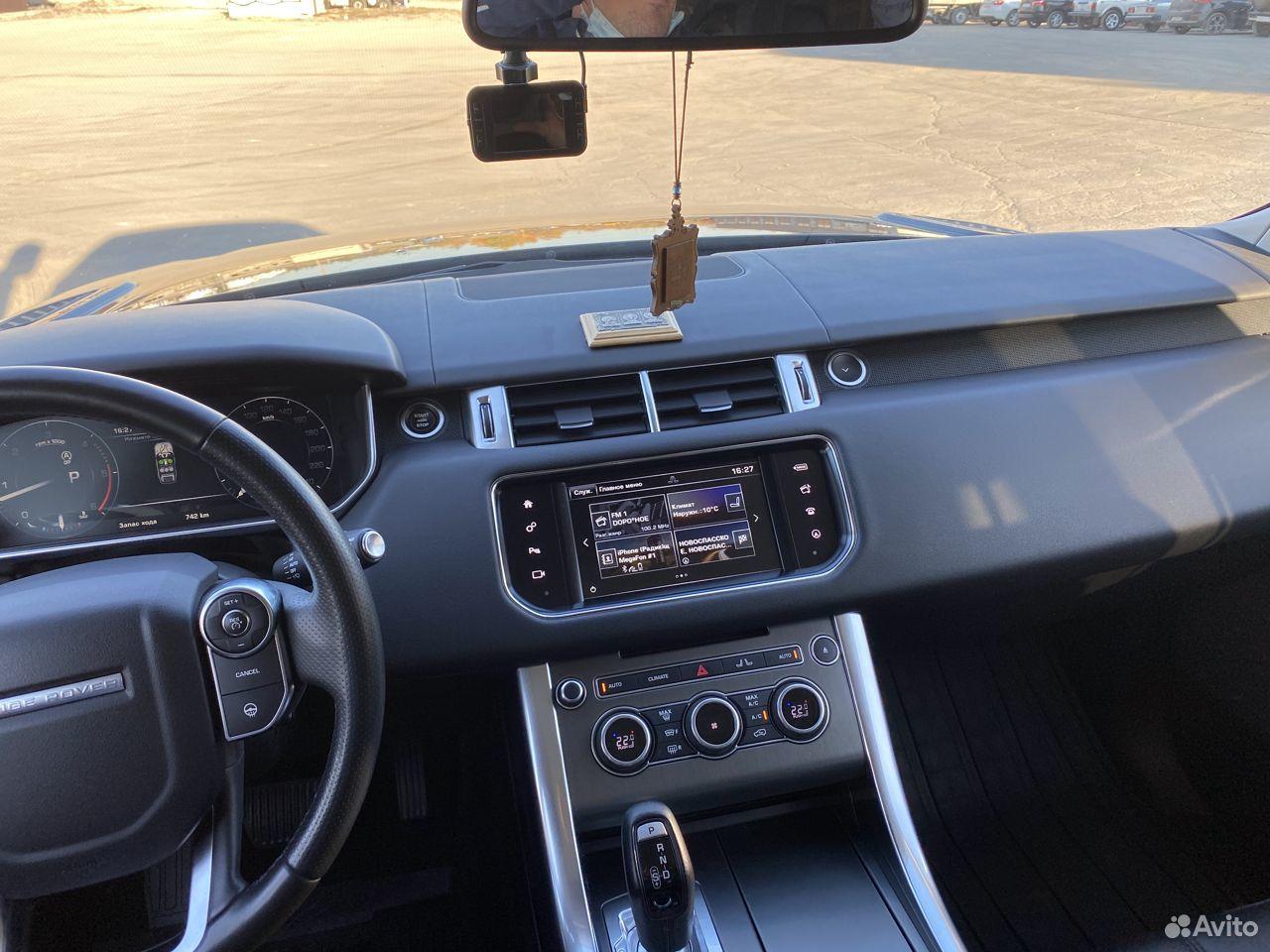 Land Rover Range Rover Sport, 2015  89093571373 купить 6