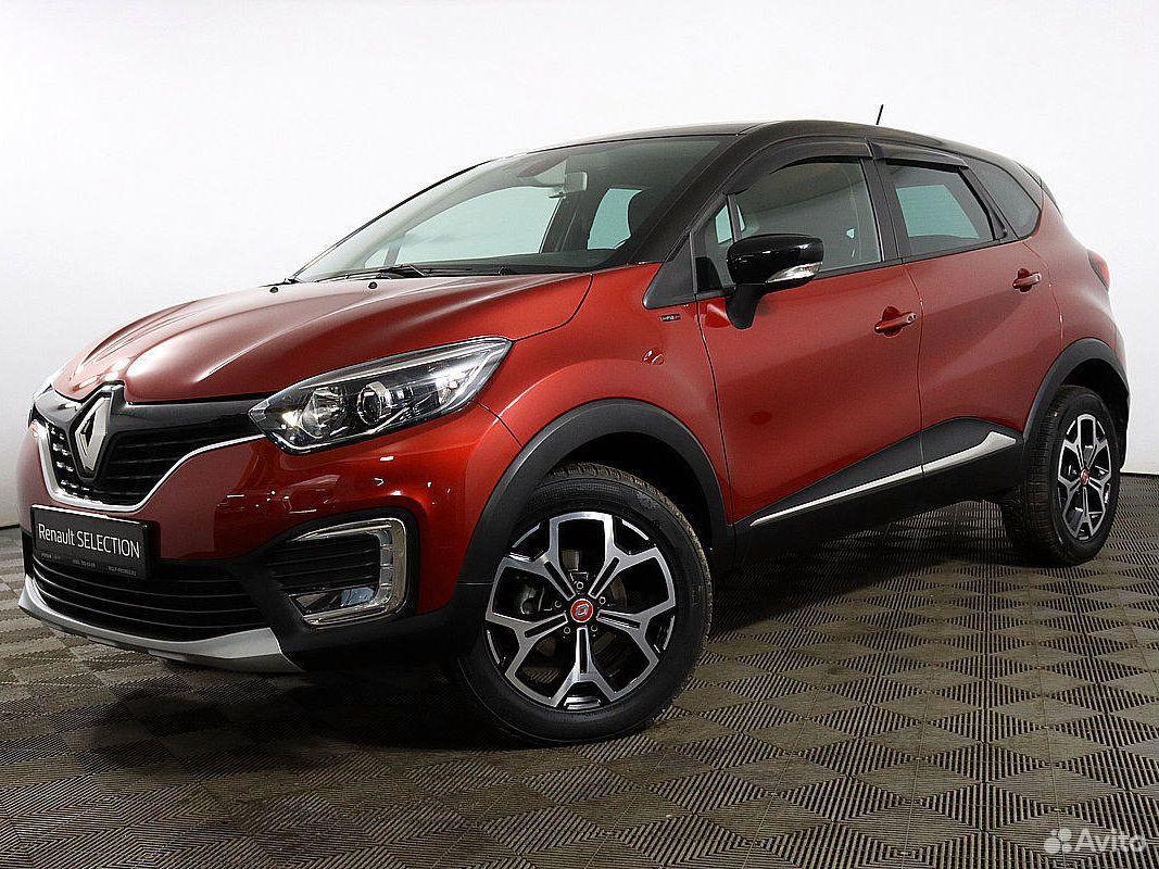 Renault Kaptur, 2019  84954101966 купить 1