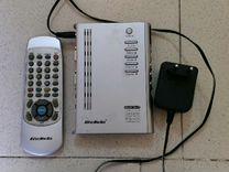 Тв тюнер AverMedia AverTV Box9