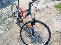 Велосипед black horse