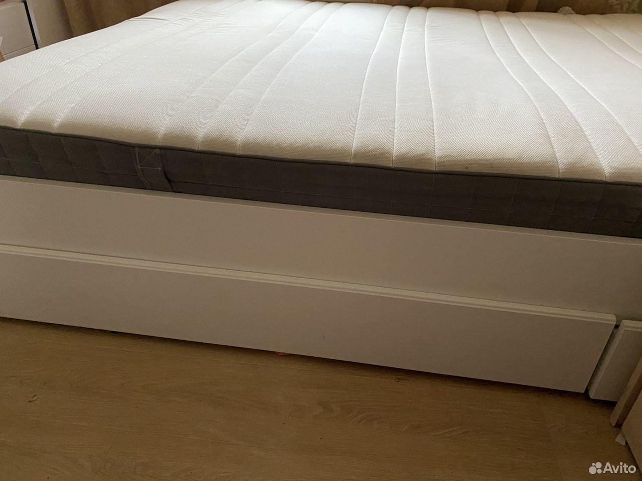 Кровать IKEA 160*200  89106729719 купить 2