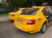 Водитель такси шкода октавия 2019