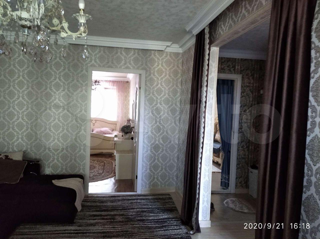 3-к квартира, 61 м², 5/5 эт.  89635836719 купить 1