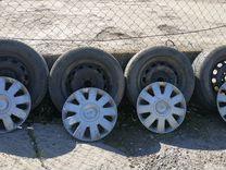 Шины с оригинальными дисками на форд
