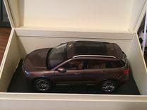 Модель haval coupe H6
