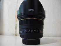 Sigma 50mm f/1.4 HSM (Nikon)