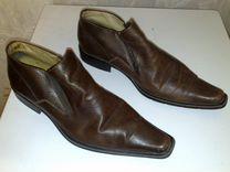 Мужские ботинки — Одежда, обувь, аксессуары в Москве