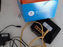 Wi-fi роутер Sagemcom fast 1744, v4