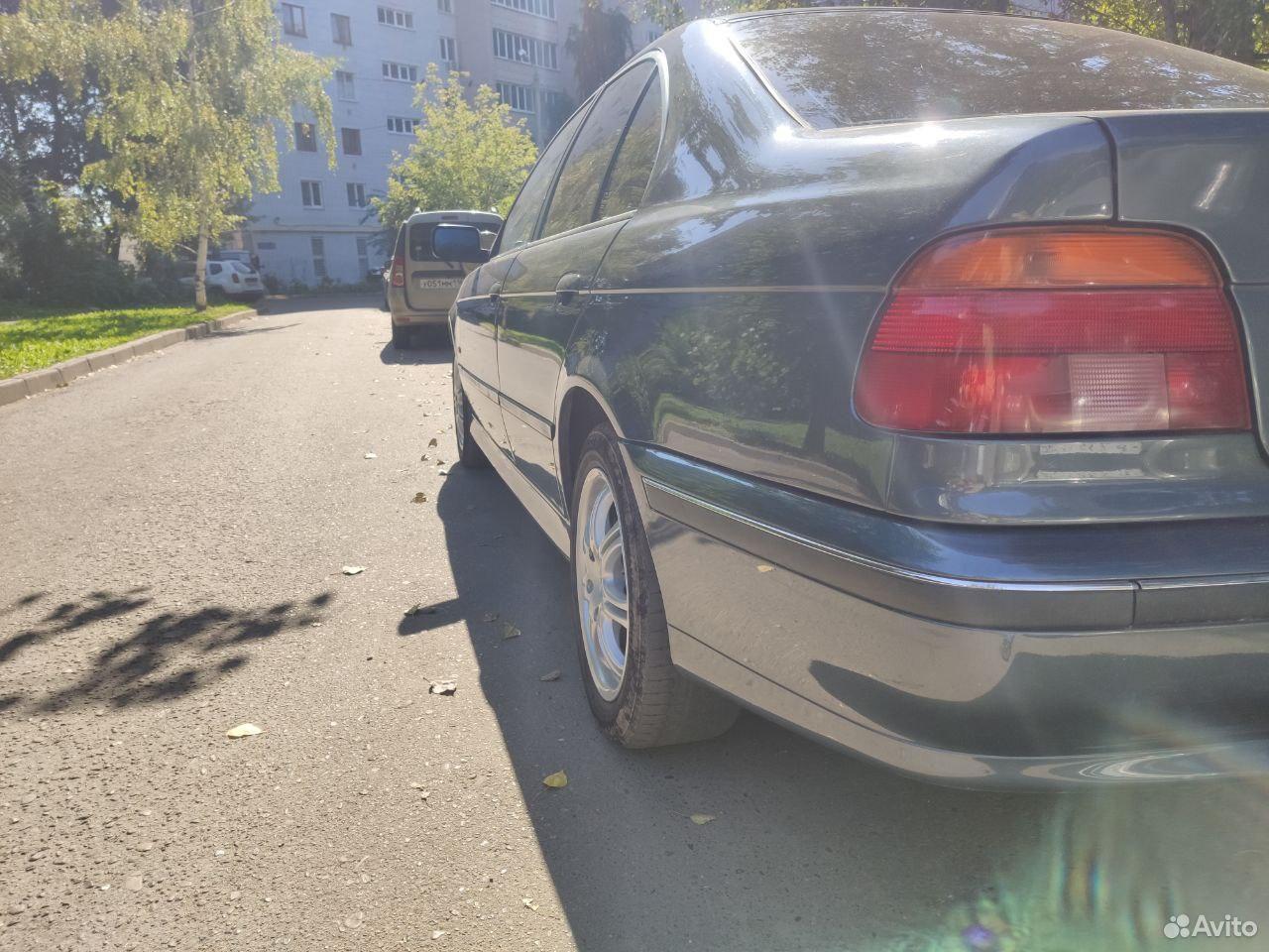BMW 5 серия, 2000  89874210213 купить 6