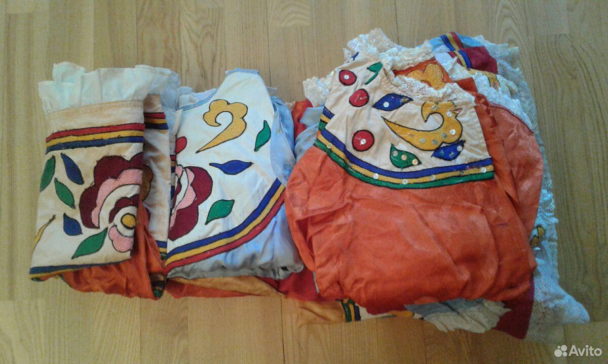 Танцевальные костюмы 8 шт два возраста не прокат  89136616100 купить 3