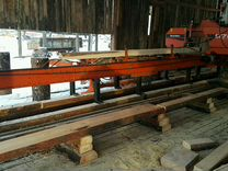 Пилорама ленточная США woodmizer LT 70