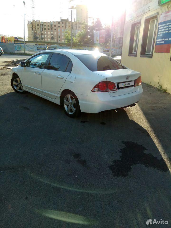Honda Civic, 2007  89624943688 купить 2