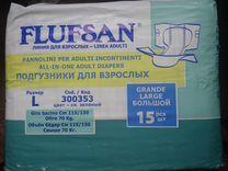 Подгузники для взрослых (размер L) / италия