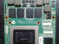 Nvidia GTX 670m -1.5Gb (Clevo) -mxm3